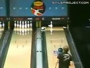 Bowling - Spinning ball spare