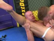 Studs fucking after wresting practice