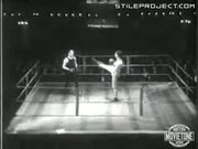 Before MMA There Was French Style Boxing