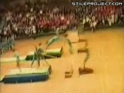 Epic Fail Gymnastic Horse Jumpers