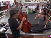 Your Pussy Instead Of That Cello At The Pawnshop