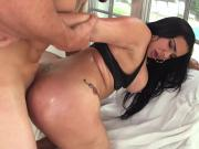 Sexy Latina MILF Destiny Gets Fucked By Her Friend