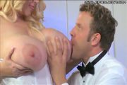 samantha - huge tittied fatty spanked and fucked