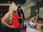 Stepdaughter Shares Boyfrien With Stepmom