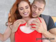 Sexy Chick Lennox Luxe Gets Her Big Tits Fondled