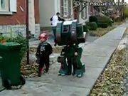 cool mech halloween costume