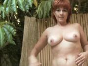 Big-Boobed Calliste Stuffs Beaver With Sex-Toys & Manhood