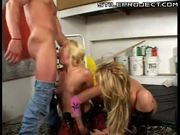 Teagan Presley Ass Fucked In A Foursome