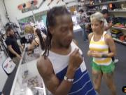 Black BF let the pawn man fuck her girl while hes filming it