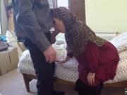 Amateur femme arab and french arab kitchen xxx No Money, No Problem