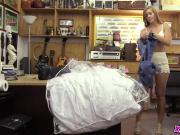 I Got Her To Do A Revenge Fuck At The Pawnshop