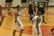 Amazing High School Basketball Buzzer Beater