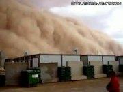 Sandstorm - Al Asad, Iraq