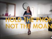 Hold The Phone starring Emma Butt Is Very Naughty
