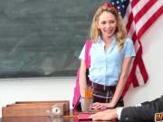 The Sluttiest Student starring Angel Smalls