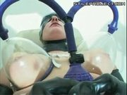 Inflated Balls & Pumped Pussy Weird Fetish Sex Play