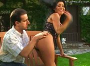 Hot latina gets blasted