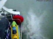 Fail Jump Off Boat