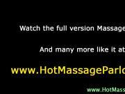 Busty pierced nipples masseuse