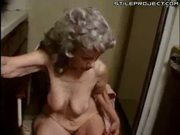 disgusting OLD OLD granny fucked by big black dick