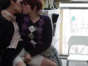 Missionary lesbian licks