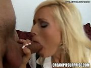 Angelina Ash - Creampie Surprise