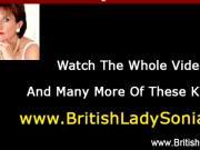 Strapon ramming brit milf toys