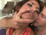 Slut Isabella De Santos anal fingered
