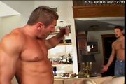 hot blond milf jordan haze sucks and fucks