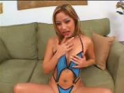 Girl loves DP and Creampie!