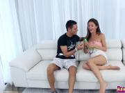 Renee Roulette get toyed by her neighbor drilling her anal hard