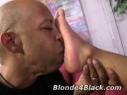 Huge black dick inside Savannah Fox