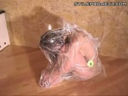 Vacuum Sealed Japanese Girl