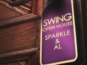 Couple analyzes the experience they had in a Swingers house