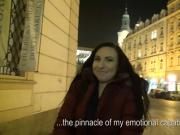 Amateur Czech girl screwed in exchange for a fat wad