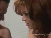 Incredible Redhead Jezebelle Bond Likes It Rough And In The