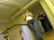 Swedish Blonde Kristina - Interracial Sex
