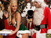 Phoenix Marie Santa's Busty Helper