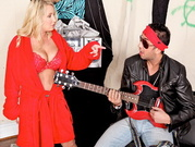 Rachel Love PornStar Fucked By Rock Star