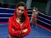 Aletta Ocean vs Kissy - Fight Club