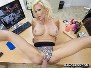 HugeTits Milf Dawson Daley Fucked Hard