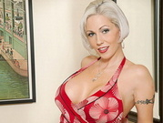 Cougar Kasey Grant Seduces The Plumber
