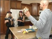 Gina Lynn And Nikki Benz - The Impostor