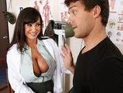 Military Doctor Lisa Ann