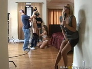Krissy And Nika - Horny Pornstars Like To Fuck
