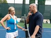 Katie Kox Tennis Is Not Penis