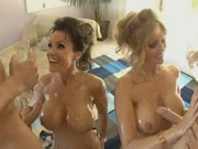 Oil Party - Julia Ann and Lisa Ann