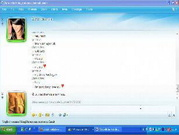 MSN Chat With A Slut