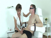 Lady Sonia - Secured & Masturbated