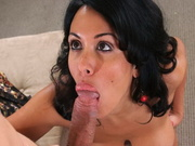 Sienna West fucks her husband driver